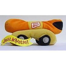 Oscar Mayer Hot Dog Advertising Weinermobile Plush Bean Bag Toy by Cyrk, Inc.