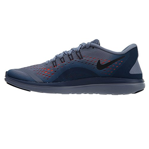 Flex Uomo 406 Blue RN Dark Running Nike Scarpe 2017 Sky Multicolore Rd4ROq