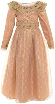 Disney - Aurora de Maléfica - Disfraz de lujo de Aurora para niña ...