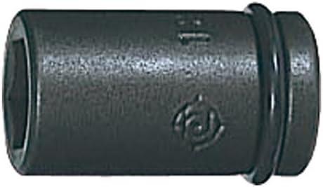 HiKOKI(ハイコーキ) 旧日立工機 六角ソケット組 17mm 四角寸法12.7mm 全長32mm インパクトレンチ用 0087-3536