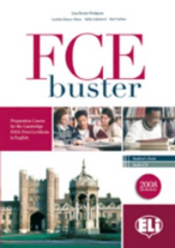 Download FCE Buster Self Study Edition with Key PDF
