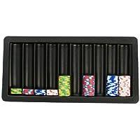 Bandeja de mesa de blackjack de 10 filas de Trademark Poker
