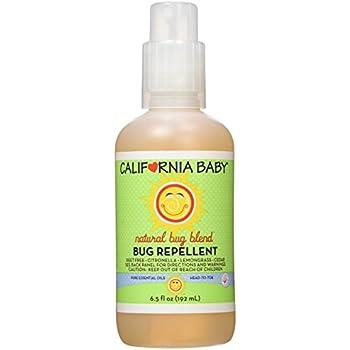 California Baby Bug Repellant Spray, 6.5 Ounce