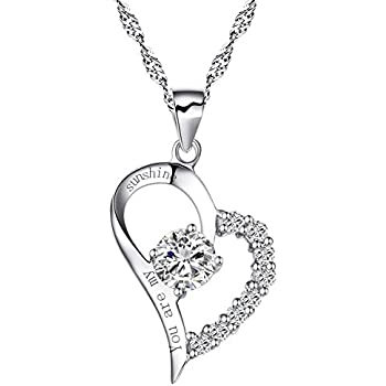 afb3602d89be22 Sterling Silver Heart