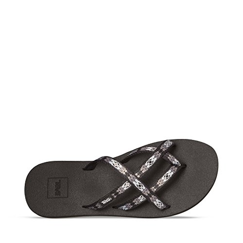 grey Olawahu Teva Pana Black Sandales Femme ZAUpq