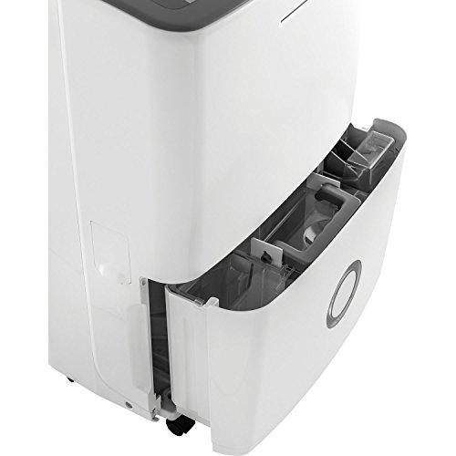 Frigidaire FFAD7033R1, 70 Pint, White Dehumidifier,