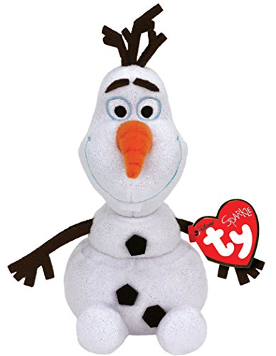 Ty Disney Frozen Olaf - Snowman Medium 13