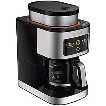 Amazon.com: Krups 619 – 70 Aroma Fresco Combinación ...