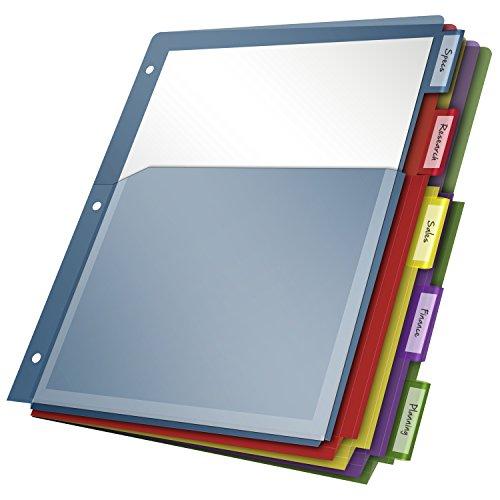 multi pocket folder  amazon com
