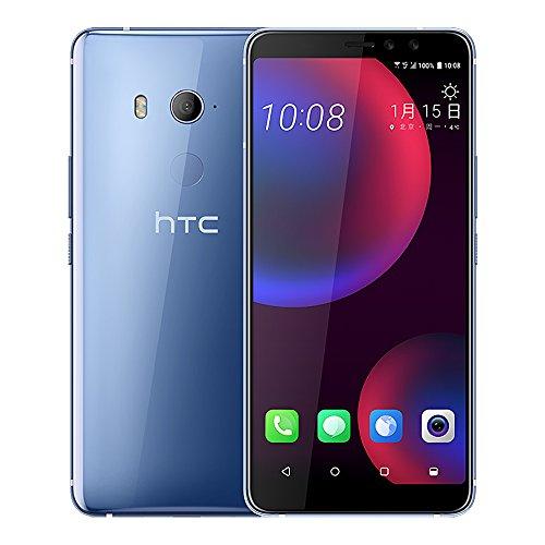HTC U11 EYEs (2Q4R100) 4GB / 64GB 6.0-inches LTE Dual SIM Factory Unlocked - International Stock No Warranty (Amazing ()