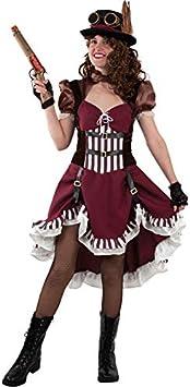 DISBACANAL Disfraz Steampunk para Mujer - -, M: Amazon.es ...