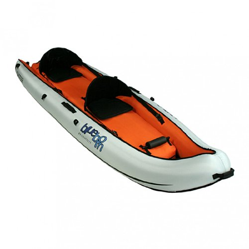 Blueborn Boat Coasteer SRE300 - Imbarcazione Sit-on-Top per 2 persone...