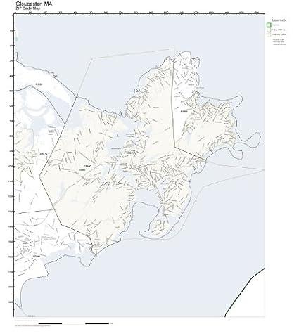 gloucester ma map