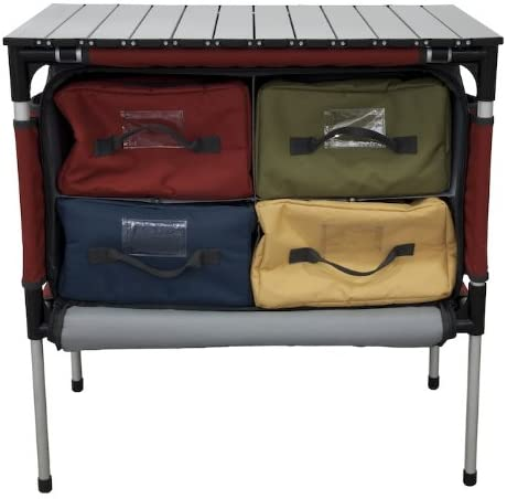 Sherpa Camping Table and Organizer