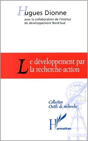 Télécharger en ligne Developpement par la recherche-action (le) pdf