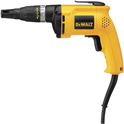 DEWALT DW255R High Speed Drywall Screwdriver (Certified Refurbished) by DEWALT