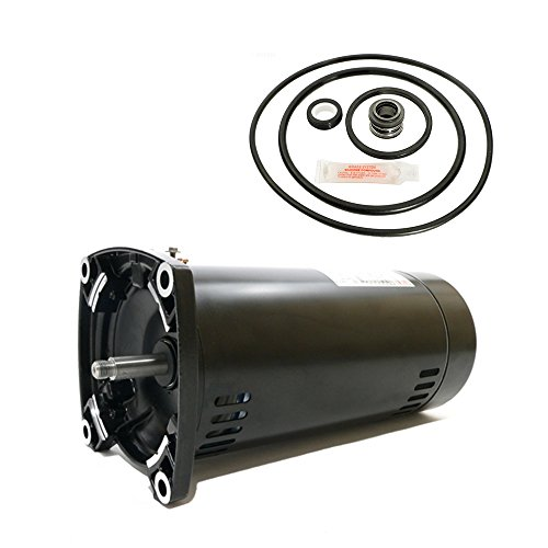 Pentair Pinnacle 1HP 342854 Replacement Motor Kit AO Smith USQ1102 w / GO-KIT-24
