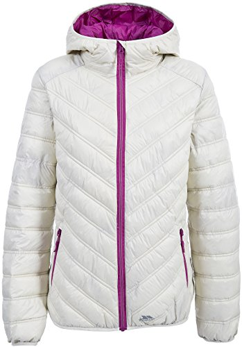 ladies jkt Padded Release Trespass Champagne XtAwg65gxq