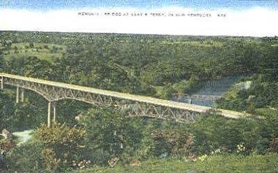 Clays Ferry, Kentucky Postcard