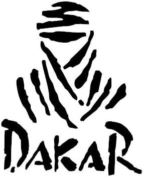 1st-Class-Designs Adhesivo con el Logotipo del Rally Paris-Dakar para automóvil o Bicicleta: Amazon.es: Coche y moto