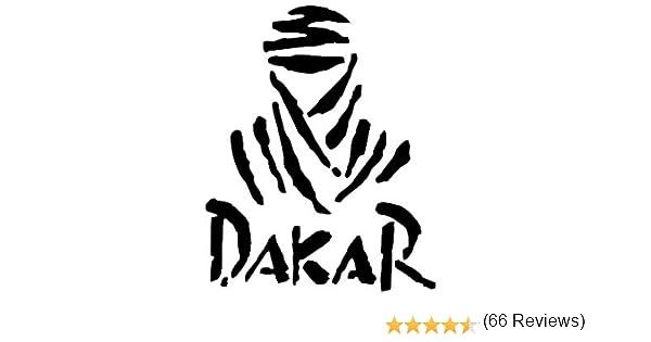 1st-Class-Designs Adhesivo con el Logotipo del Rally Paris-Dakar ...
