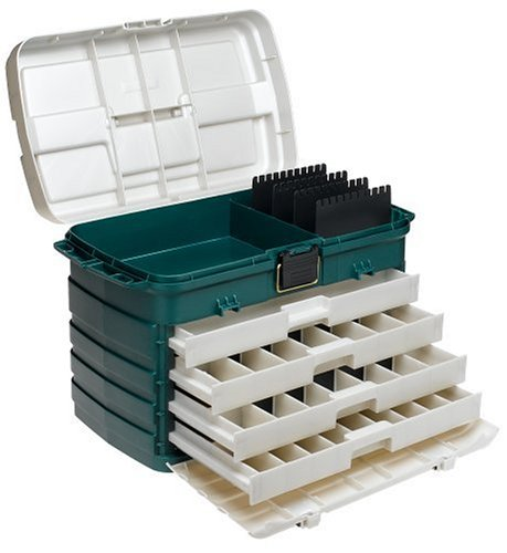Amazon Com Plano  Drawer Tackle Box Fishing Tackle Boxes Sports Outdoors