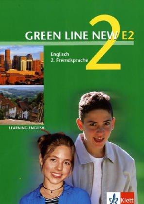 Green Line New E2, Band 2. Schülerbuch
