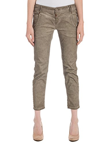 7 Timezone natural Pantalones Cool 8 Beige 6173 Pants Nalitz Mujer 77qOw14E