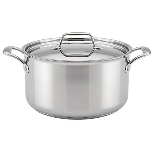 Breville 32068 Thermal Pro Stainless Steel Stock Pot/Stockpot with Lid