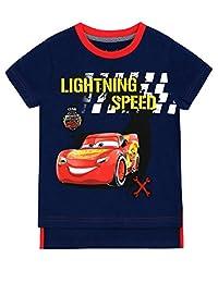 Disney Cars Boys Cars Lightning McQueen T-Shirt