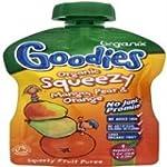 Organix Goodies Pear, Orange & Mango...