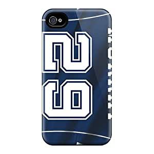 Durable Cases For The Iphone 6 Plus- Eco-friendly Retail Packaging(dallas Cowboys)