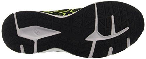 Asics Patriot 8, Zapatillas de running Hombre Multicolor (Safety Yellow/Black/White)
