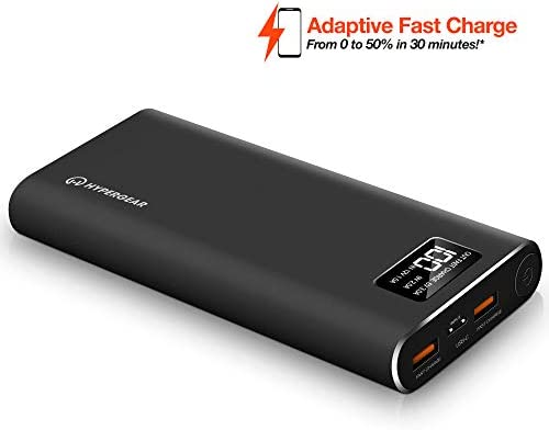 HyperGear Portable External Double Speed Recharging product image