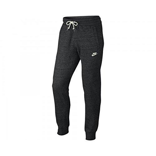 Nike Mens Sportswear Legacy Jogger Sweatpants Black Heather/Sail 805150-032 Size Medium