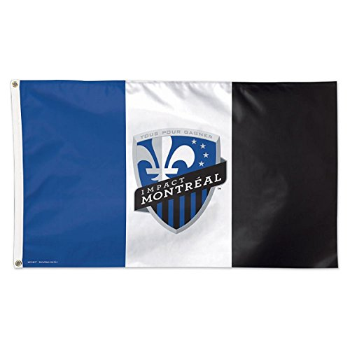fan products of SOCCER Impact Montreal Deluxe Flag, 3' x 5'