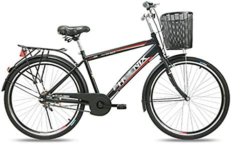 LIXIGB Bicicleta de Carretera, Bicicleta de Confort para Hombre ...