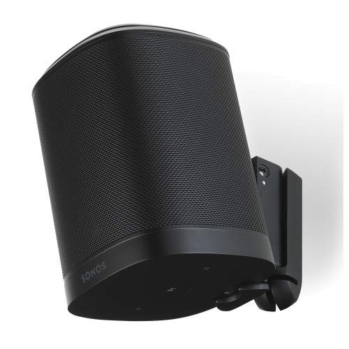 (Flexson Wall Mount for SONOS One (Single, Black))