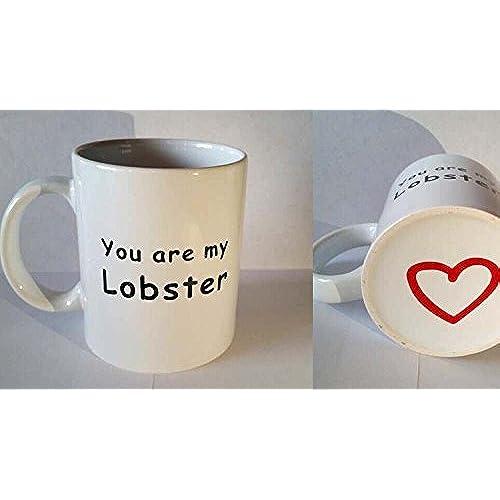 Amazing2015 Youu0027re My Lobster Tea Coffee Mug  Mug Inspired By Friends    Coffee Mug   Quote Inspired By Friends   Funny   Gifts   Ceramic Coffee Mug    Best ...