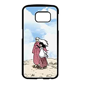 Cover For Samsung Galaxy S6 Case Anti-Scratch Inuyasha Janpan Anime Series Phone Cover Case