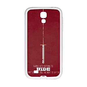 fearful needle Cell Phone Case for Samsung Galaxy S4