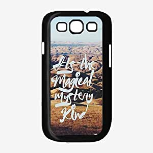 Magical Mystery Kind TPU RUBBER SILICONE Phone Case Back Cover Samsung Galaxy S3 I9300
