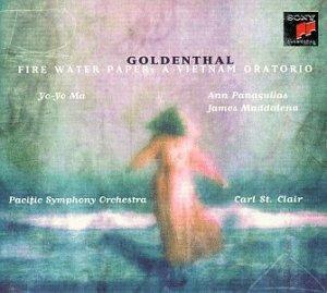 - Elliot Goldenthal: Fire Water Paper (A Vietnam Oratorio)