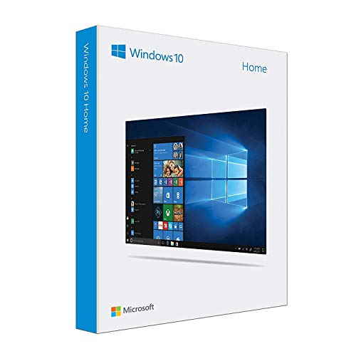 Windows 10 Home USB Flash Drive / 2019 Version / English (The Best Windows Operating System)