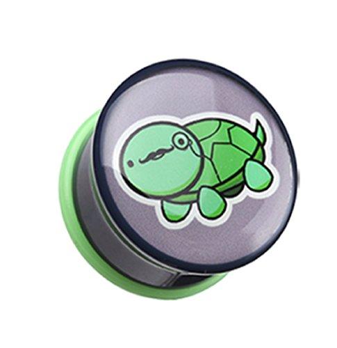 00g turtle plugs - 9