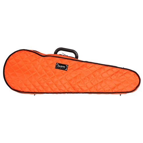 - Bam France Hoodies Orange Cover for Hightech Contoured Violin Case