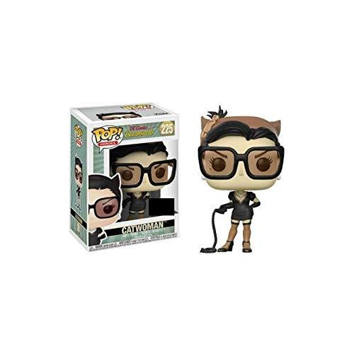BAM Exclusive DC Comics Bombshells Catwoman Sepia Pop! Vinyl Figure (#225) (Sepia Shell)