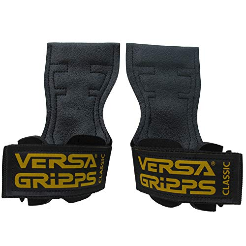Versa Gripps Classic Authentic. The Best Training Accessory in The World. Made in The USA (CL-Gold Label, Medium/Large)