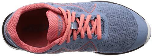 peach Speed Equilibrio 2 Curva Mujer 702026 Mbt zapato Zapatos Grey De W Cordones suela OwE5nqZzxn