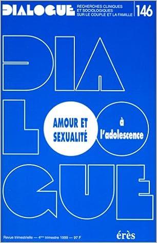 En ligne téléchargement gratuit Amour et sexualité à l'adolescence, numéro 146 pdf ebook